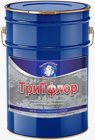 """Фото 1 - TF0001 Пропитка """"ТриТфлор"""" обеспыливающая и упрочняющая для бетонных полов , 20 л """"Талантливый маляр""""."""