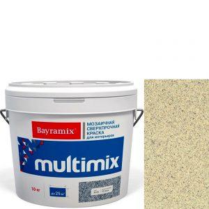 """Фото 2 - Краска """"Мультимикс M 02"""" (Multimix) мозаичная гладкая матовая для интерьеров """"Байрамикс/Bayramix""""."""