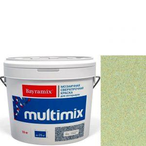 """Фото 3 - Краска """"Мультимикс M 03"""" (Multimix) мозаичная гладкая матовая для интерьеров """"Байрамикс/Bayramix""""."""