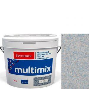 """Фото 4 - Краска """"Мультимикс M 04"""" (Multimix) мозаичная гладкая матовая для интерьеров """"Байрамикс/Bayramix""""."""