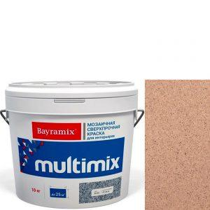 """Фото 10 - Краска """"Мультимикс M 10"""" (Multimix) мозаичная гладкая матовая для интерьеров """"Байрамикс/Bayramix""""."""