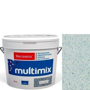 """Фото 13 - Краска """"Мультимикс M 13"""" (Multimix) мозаичная гладкая матовая для интерьеров """"Байрамикс/Bayramix""""."""