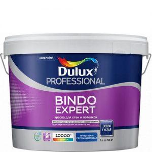 """Фото 12 - Краска """"Dulux"""" Биндо Эксперт (Bindo Expert) акриловая глубокоматовая интерьерная """"AkzoNobel""""."""