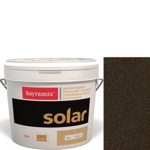 """Фото 2 - Покрытие """"Солер S206 Шоколадное"""" (Solar) с блеском стеклянных гранул """"Байрамикс/Bayramix""""."""