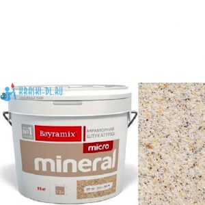 "Фото 6 - Штукатурка ""Микроминерал 605"" (Micro Mineral) мраморная, фракция 0,2-0,5 мм ""Байрамикс/Bayramix""."