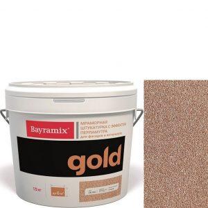 "Фото 1 - Штукатурка ""Минерал Голд G 008"" (Mineral Gold) мозаичная мраморная, фракция 1,2-1,5 мм ""Bayramix""."
