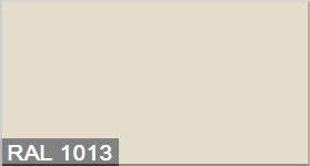 """Фото 11 - Колеровка  1 доза по цвету RAL/РАЛ 1013 Жемчужно-белый (база """"А"""", на 0,9л краски)."""