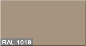 """Фото 17 - Колеровка  1 доза по цвету RAL/РАЛ 1019 Серо-бежевый (база """"С"""", на 0,9л краски)."""