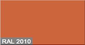 """Фото 12 - Колеровка  1 доза по цвету RAL/РАЛ 2010 Сигнальный-оранжевый (база """"С"""", на 0,9л краски)."""