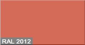 """Фото 16 - Колеровка  1 доза по цвету RAL/РАЛ 2012 Лососёво-оранжевый (база """"С"""", на 0,9л краски)."""