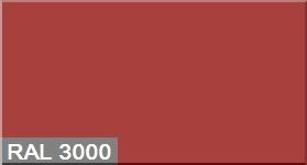 """Фото 1 - Колеровка по цвету RAL/РАЛ 3000 Огненно-красный (база """"С"""", 1л)."""