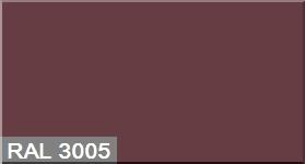 """Фото 6 - Колеровка по цвету RAL/РАЛ 3005 Вишневый (база """"С"""", 1л)."""