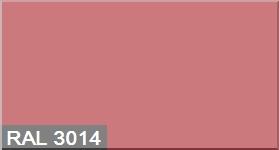 """Фото 12 - Колеровка по цвету RAL/РАЛ 3014 Антик розовый (база """"С"""", 1л)."""