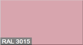 "Фото 13 - Колеровка по цвету RAL/РАЛ 3015 Светло-розовый (база ""А"", 1л)."
