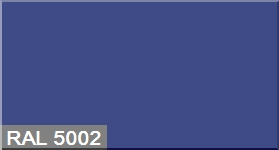 """Фото 5 - Колеровка  1 доза по цвету RAL/РАЛ 5002 Ультрамариново-синий (база """"С"""", на 0,9л краски)."""