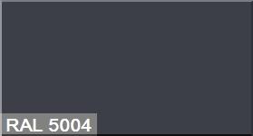 """Фото 9 - Колеровка  1 доза по цвету RAL/РАЛ 5004 Чёрно-синий (база """"С"""", на 0,9л краски)."""