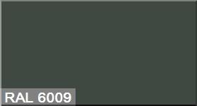 """Фото 19 - Колеровка  1 доза по цвету RAL/РАЛ 6009 Зеленая пихта (база """"С"""", на 0,9л краски)."""