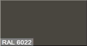 """Фото 45 - Колеровка  1 доза по цвету RAL/РАЛ 6022 Коричнево-оливковый (база """"С"""", на 0,9л краски)."""