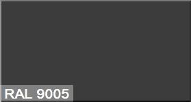 """Фото 5 - Колеровка  1 доза по цвету RAL/РАЛ 9005 Черный янтарь (база """"С"""", на 0,9л краски)."""