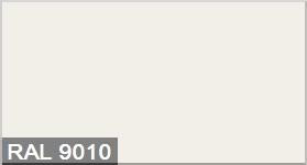 """Фото 6 - Колеровка  1 доза по цвету RAL/РАЛ 9010 Белый (база """"А"""", на 0,9л краски)."""