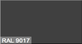 """Фото 9 - Колеровка  1 доза по цвету RAL/РАЛ 9017 Чёрный транспортный (база """"С"""", на 0,9л краски)."""