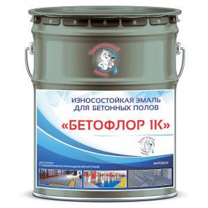 """Фото 3 - BF7002 Эмаль для бетонных полов """"Бетофлор 1К"""" цвет RAL 7002 Оливково-серый, матовая износостойкая, 25 кг """"Талантливый Маляр""""."""