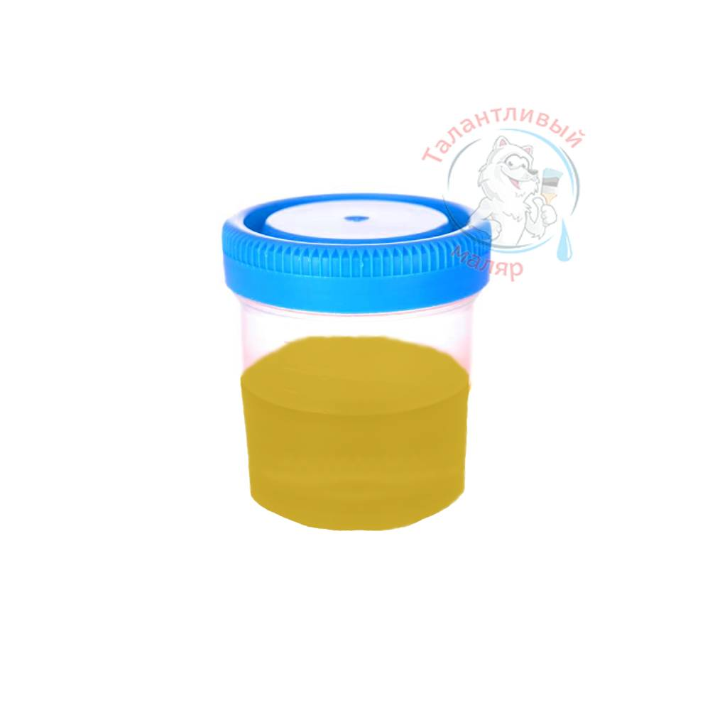 """Фото 6 - Колеровка  1 доза по цвету RAL/РАЛ 1005 Медово-жёлтый (база """"С"""", на 0,9л краски)."""
