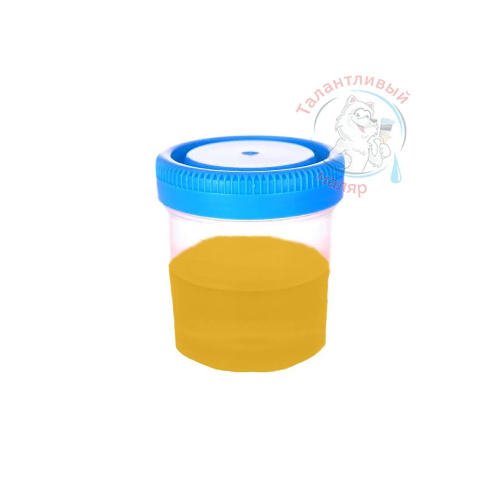 """Фото 7 - Колеровка  1 доза по цвету RAL/РАЛ 1006 Кукурузно-жёлтый (база """"С"""", на 0,9л краски)."""