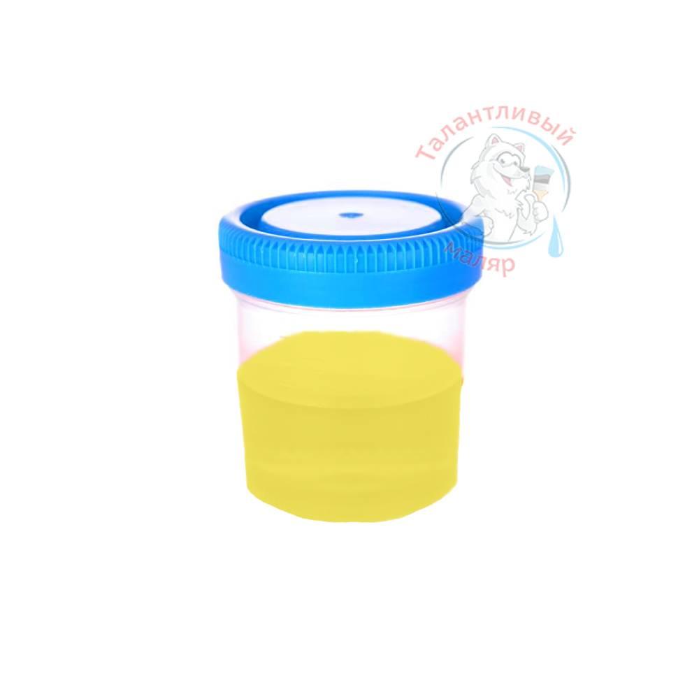 """Фото 16 - Колеровка  1 доза по цвету RAL/РАЛ 1018 Цинково-жёлтый (база """"С"""", на 0,9л краски)."""