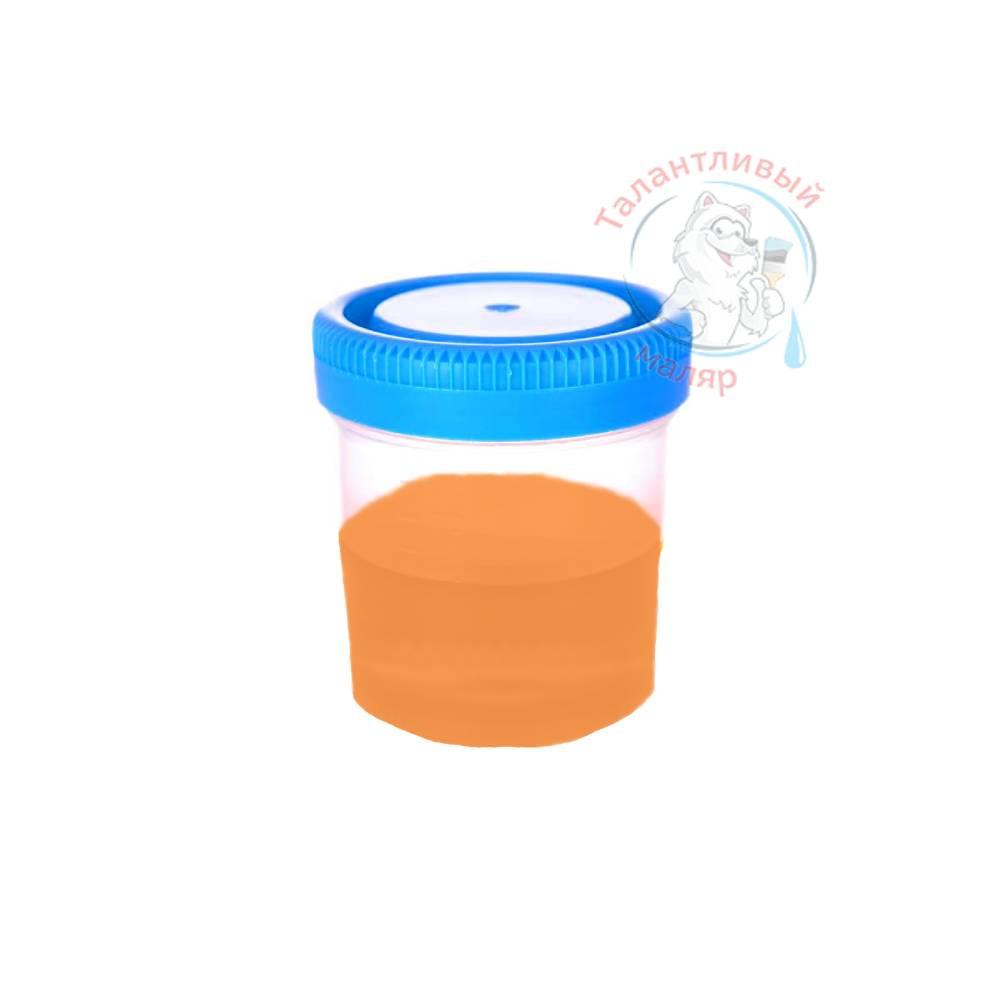 """Фото 5 - Колеровка  1 доза по цвету RAL/РАЛ 2003 Пастельно-оранжевый (база """"С"""", на 0,9л краски)."""