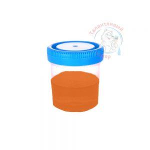 "Фото 11 - Колеровка  1 доза по цвету RAL/РАЛ 2009 Транспортный-оранжевый (база ""С"", на 0,9л краски)."