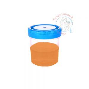 """Фото 15 - Колеровка  1 доза по цвету RAL/РАЛ 2011 Насыщенный-оранжевый (база """"С"""", на 0,9л краски)."""
