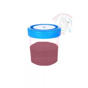 """Фото 4 - Колеровка  1 доза по цвету RAL/РАЛ 4002 Красно-фиолетовый (база """"С"""", на 0,9л краски)."""