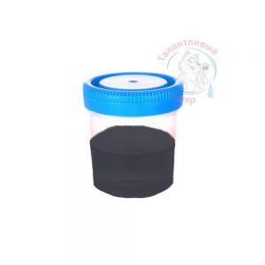 """Фото 10 - Колеровка  1 доза по цвету RAL/РАЛ 5004 Чёрно-синий (база """"С"""", на 0,9л краски)."""