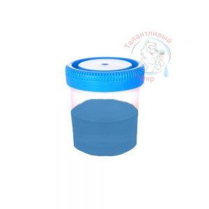 """Фото 30 - Колеровка  1 доза по цвету RAL/РАЛ 5015 Небесно-синий (база """"С"""", на 0,9л краски)."""
