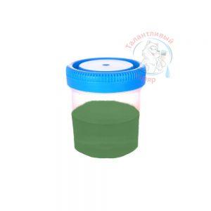 """Фото 22 - Колеровка  1 доза по цвету RAL/РАЛ 6010 Зеленая трава (база """"С"""", на 0,9л краски)."""