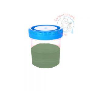 """Фото 24 - Колеровка  1 доза по цвету RAL/РАЛ 6011 Зеленая резеда (база """"С"""", на 0,9л краски)."""