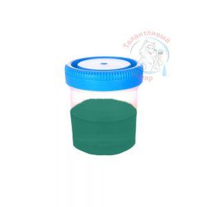 """Фото 34 - Колеровка  1 доза по цвету RAL/РАЛ 6016 Бирюзово-зелёный (база """"С"""", на 0,9л краски)."""