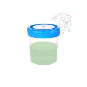 """Фото 40 - Колеровка  1 доза по цвету RAL/РАЛ 6019 Бело-зелёный (база """"А"""", на 0,9л краски)."""