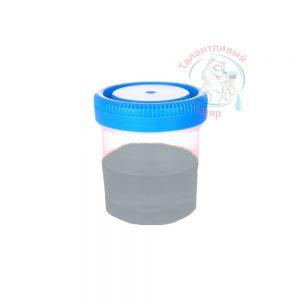 """Фото 4 - Колеровка  1 доза по цвету RAL/РАЛ 7001 Серебристо-серый (база """"С"""", на 0,9л краски)."""
