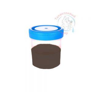 """Фото 27 - Колеровка  1 доза по цвету RAL/РАЛ 8019 Серо-коричневый (база """"С"""", на 0,9л краски)."""