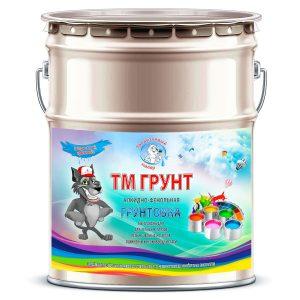 """Фото 2 - Грунт """"ТМ"""" Серый, антикоррозионный алкидно-фенольный для металла """"Талантливый маляр"""", 25 кг."""