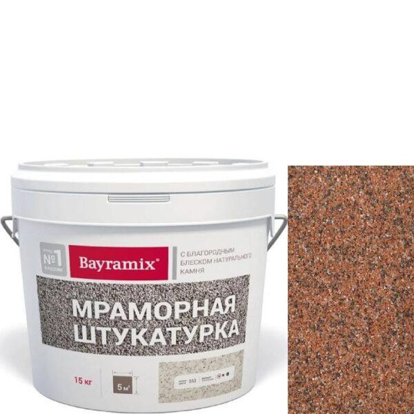 "Фото 1 - Штукатурка ""Мраморная Red Stone-K"" фракция 1,0-1,5 мм ""Байрамикс/Bayramix""."