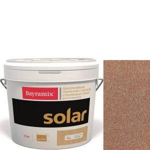 """Фото 9 - Покрытие """"Солер S228 Сомон"""" (Solar) декоративное с блеском стеклянных гранул """"Байрамикс/Bayramix""""."""