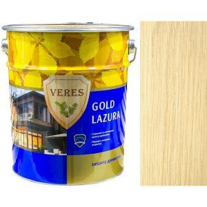 """Фото 2 - Пропитка """"Верес Голд Лазура"""" №1 Бесцветная, глянцевая для древесины """"Veres Gold lazura""""."""