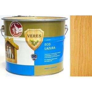"""Фото 6 - Пропитка """"Верес Эко Лазура"""" №2 Сосна, шелковисто-матовая для древесины """"Veres Еco lazura""""."""