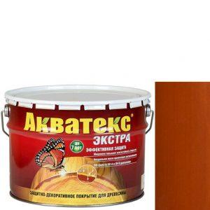 Фото 3 - Антисептик пропитка Акватекс Экстра Груша, защитно-декоративный полуглянцевый для древесины [10 л] Рогнеда.