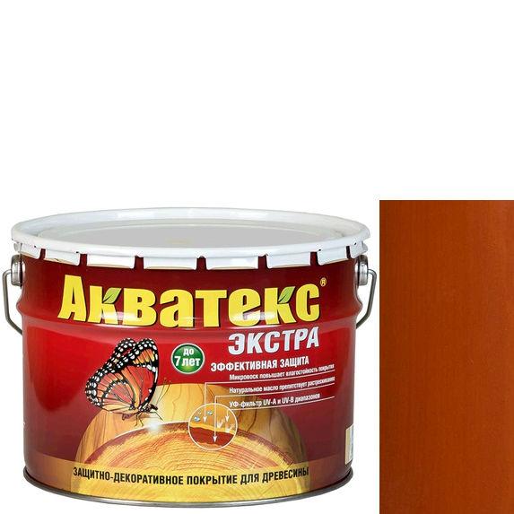 Фото 4 - Антисептик Акватекс Экстра Груша, защитно-декоративный полуглянцевый для древесины [10 л] Рогнеда.