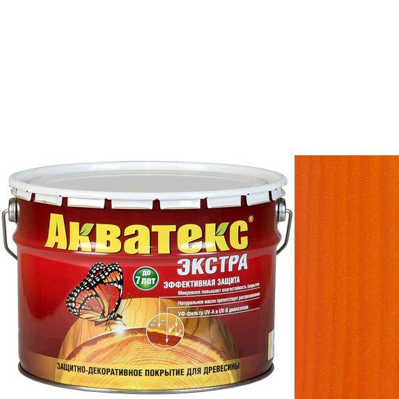 Фото 10 - Антисептик Акватекс Экстра Орегон, защитно-декоративный полуглянцевый для древесины [10 л] Рогнеда.