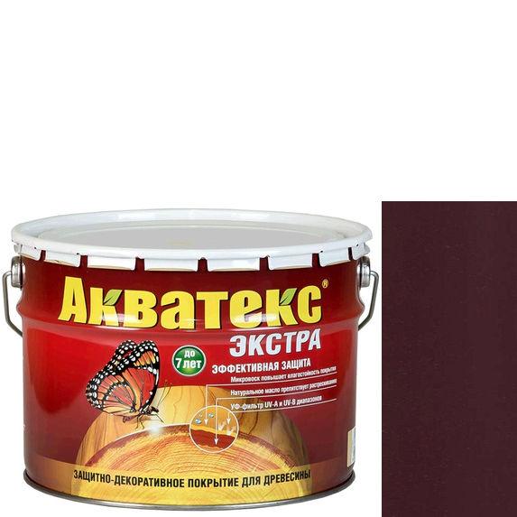 Фото 11 - Антисептик Акватекс Экстра Орех, защитно-декоративный полуглянцевый для древесины [10 л] Рогнеда.